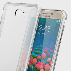 ITSKINS Spectrum Samsung Galaxy J5 Prime Gel Case - Clear
