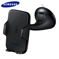 Samsung Galaxy S8 / S8 Plus Wireless Charging Car Holder - Black