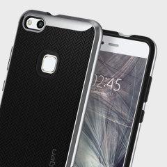 Spigen Neo Hybrid Huawei P10 Lite Case - Satijn Zilver