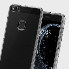 Slitstark och lätt, Spigen Liquid Crystal serie för Huawei P10 Lite erbjuder ett premium skydd i en snygg och smal förpackning. Det noggrant utformade Liquid Crystal skalet är formanpassat för att ge din enhet en perfekt passform.
