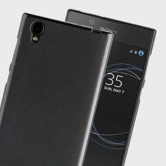 Roxfit Sony Xperia L1 Simply Soft Shell Case - Black