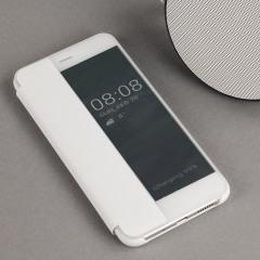 Protégez l'écran de votre Huawei P10 Lite à l'aide de cette superbe housse Officielle Smart View Flip tout en étant au fait de toutes les notifications entrantes ainsi que de l'heure grâce au rabat intelligent intégrant une fenêtre de visualisation. Conçue à partir de matériaux de haute qualité, la housse Officielle Huawei Smart View Flip offre une protection résistante à votre Huawei P10 Lite et un look sophistiqué.