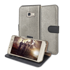 Utsökt elegant skydd i äkta kalvläder från Hansmare. Med integrerade platser för kort och biljetter, är detta detta ett perfekta plånboksfodral för att hålla din Samsung Galaxy A3 2017 säker och nötningsfri.
