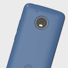 Official Motorola Moto G5 Silicone Cover - Blue