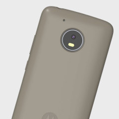 Official Motorola Moto G5 Plus Silicone Cover - Gunmetal