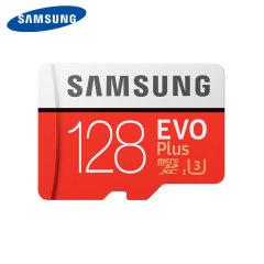 Samsung 128GB MicroSDXC EVO Plus Memory Card w/ SD Adapter - Class 10