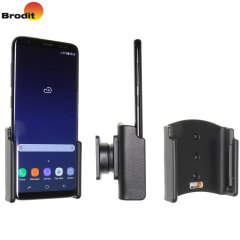 Brodit Passive Samsung Galaxy S8 Plus In-Car Holder with Tilt Swivel