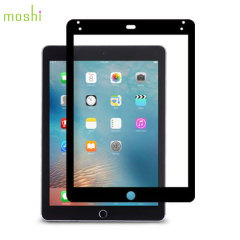 Designed for the iPad 2017, the iVisor AG in black is the next generation screen protector that has been expertly designed to protect your display while reducing glare and smudging.