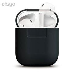 Offrez une protection supérieure à vos Apple Airpods grâce à cette coque en silicone de chez Elago. Vous pourrez y accéder simplement, et les protéger des éraflures et rayures tout en les chargeant lorsque vous les rangerez dedans.