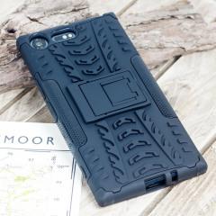 Olixar ArmourDillo Sony Xperia XZ Premium Protective Case - Black