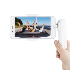 Perfect for photographers, this stabilising gimbal can be used to mount your smartphone or tablet to capture perfect panoramic shots and sweeping wide angled videos. Also featuring built-in tilt control and a Bluetooth camera shutter.