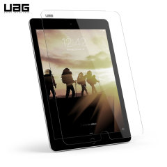 This tempered glass screen protector from UAG is guaranteed to protect your iPad Pro 9.7 / Air 2 / Air display from scratches, while retaining your phone's screen clarity and the original look of your iPhone.