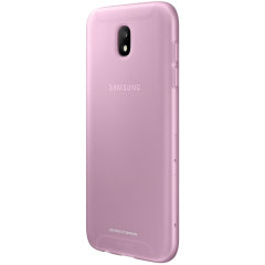 Official Samsung Galaxy J5 2017 Jelly Cover Case - Pink