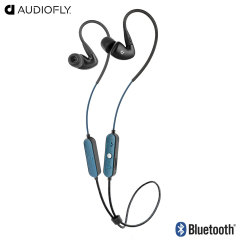 Engineered to provide studio-quality sound in a compact, lightweight and sweat-resistant form factor, these wireless Bluetooth in-ear monitors from Audiofly will make every note of your favourite song louder and clearer than you've ever heard before.