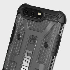 UAG Plasma Huawei P10 Plus Protective Deksel - Is / Sort