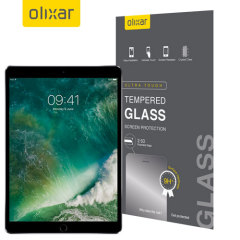 This ultra-thin tempered glass screen protector for the iPad Pro 10.5 offers toughness, high visibility and sensitivity all in one package.