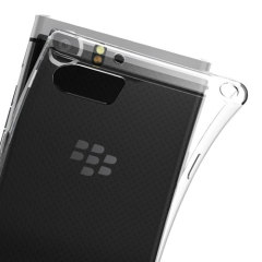 Funda BlackBerry KeyONE Olixar FlexiShield - Transparente