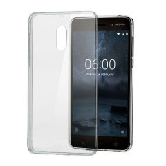 Protect your Nokia 6 from the knocks, scrapes and drops everyday life throws your way with this official clear silicone cover. This case adds virtually no bulk to your device, leaving the Nokia 6 as sleek and slim as on day one.