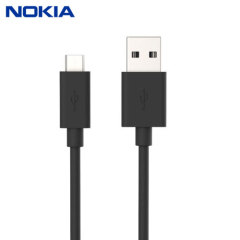 Official Nokia Micro USB Charge and Sync Cable - Black