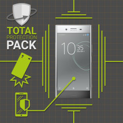 Olixar Total Protection Sony Xperia XZ Premium Case & Screen Protector