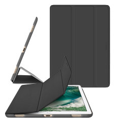 Made from a premium polyurethane, The Macally smart case in grey provides a perfect fit every time that highlights the sleek design of your iPad Pro 12.9 2017. With an ultra-slim fit that's fully compatible with the Pro's sleep/wake function.
