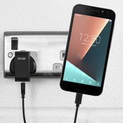 Charge your Vodafone Smart N8 quickly and conveniently with this compatible 2.5A high power charging kit. Featuring mains adapter and USB cable.