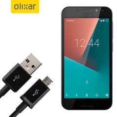 Olixar Vodafone Smart N8 Power, Data & Sync Cable - Micro USB