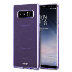 Olixar FlexiShield Samsung Galaxy Note 8 Gel Case - Purple