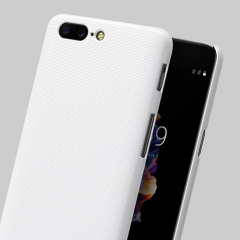 Nillkin Super Frosted Shield OnePlus 5 Shell Case - White