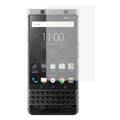 Keep your Blackberry KEYone screen in fantastic condition with this official Blackberry scratch-resistant screen protector.