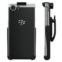 Seidio BlackBerry KEYone Spring Clip Holster - Black