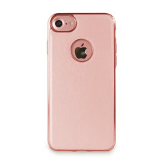 Custom moulded for the iPhone 7S, this rose gold Makamae case from Olixar provides a premium look, while adding excellent protection against damage as well as a slimline fit for added convenience.