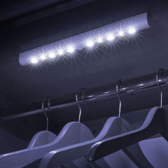 Olixar Wireless 10 LED PIR-sensorstriplamp