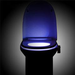 Olixar Bewegung aktivierte WC LED Nachtlicht