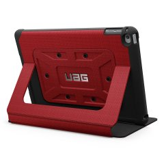 UAG iPad Air 2 Rugged Folio Stand Case - Red / Black