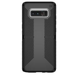 Speck Presidio Grip Samsung Galaxy Note 8 Tough Case - Black