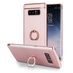 Olixar X-Ring Samsung Galaxy Note 8 Finger Loop Case - Rose Gold