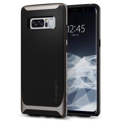 Spigen Neo Hybrid Case voor Samsung Galaxy Note 8 - Gun Metal