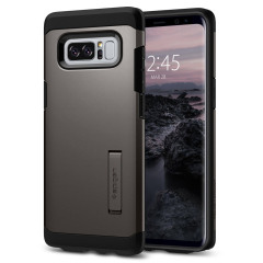 Spigen Tough Armor Samsung Galaxy Note 8 Case - Gunmetal