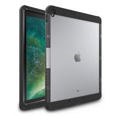 Experience the freedom to surf, sing in the shower, ski, snowboard, work on construction sites and have true iPad Pro 12.9 use anywhere you go with the LifeProof Nuud tough case in black.