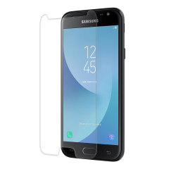 Keep your Samsung Galaxy J3 2017 screen in pristine condition with the ultra thin OtterBox Alpha Glass Screen Protector with anti-shatter protection and Reactive Touch Technology.
