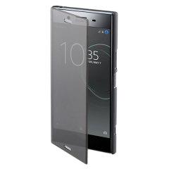 La coque Roxfit Touch Book en coloris noir protège idéalement votre Sony Xperia XZ1 notamment à l'aide de son rabat protecteur intégré. Même fermée, cette superbe protection vous permet de visualiser et d'interagir avec l'écran de votre smartphone. Elle est également polyvalente à l'aide de son support de visualisation intégré pour un visionnage encore plus confortable de vos vidéos. Coque conçue dans le cadre du programme MFX (Made for Xperia).