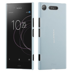Roxfit Urban MFX Sony Xperia XZ1 Soft Touch Slim Shell Case - Blue