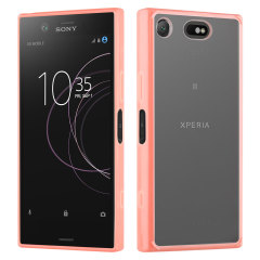 Roxfit Gel Shell Slim Sony Xperia XZ1 Compact Case - Pink