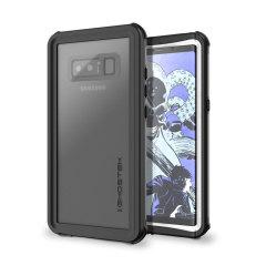 Ghostek Nautical Series Samsung Galaxy Note 8 Waterproof Case - White