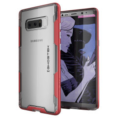 Ghostek Cloak 3 Samsung Galaxy Note 8 Tough Case - Rood