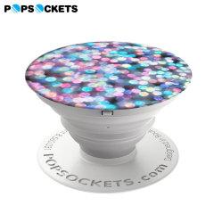 PopSockets Universal Smartphone 2in1 Ständer & Halterung -Tiffany Snow