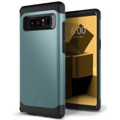 Caseology Galaxy Note 8 Parallax Series Case - Aqua Green