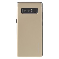Mercury Sky Slide Samsung Galaxy Note 8 Card Case - Gold