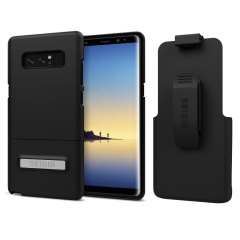 Seidio SURFACE Combo Samsung Galaxy Note 8 Holster Case - Black
